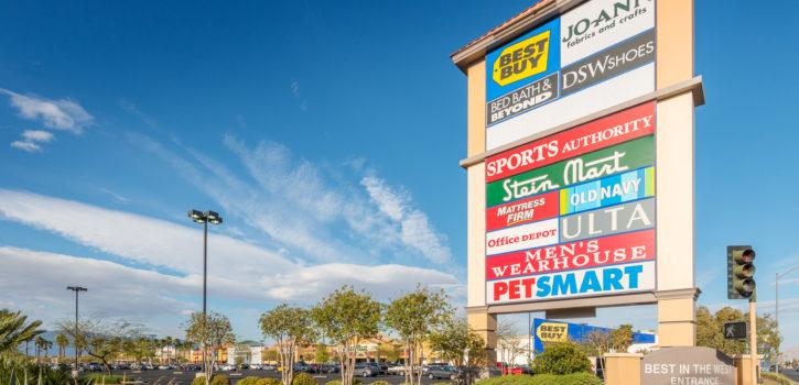 Crossroads Towne Center Las Vegas